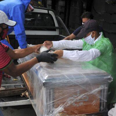 Acumula México 27 mil 121 muertes por COVID-19; hay 220 mil 657 casos confirmados
