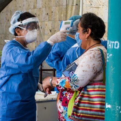 México con nuevo máximo diario de casos positivos de COVID-19: 5 mil 662