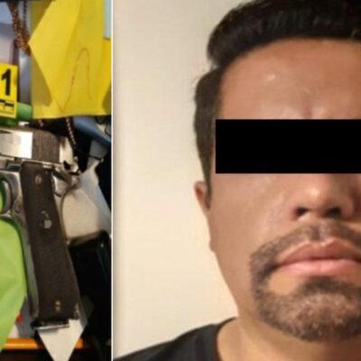Detienen al 'Delta 1', operador del CJNG en Guadalajara; ya fue vinculado a proceso