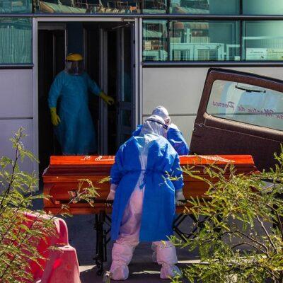 SUMAN MÁS DE 150 MIL CONTAGIOS: Acumula México 17 mil 580 muertes por COVID-19; hay 20 mil 392 casos activos