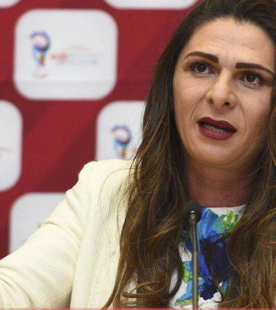 Denuncian a Ana Guevara ante la FGR por intento de homicidio
