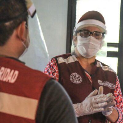 INYECTA LAURA BERISTAIN DINERO A EMPRESA DE LA 'ESTAFA MAESTRA': Compra Alcaldesa a investigado negocio de publicidad insumos médicos por más de 700 mil pesos