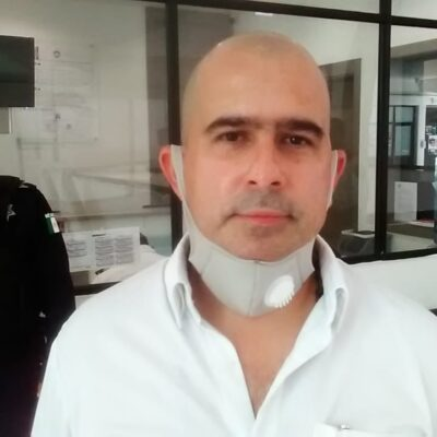 """""""NOS PONDREMOS A SUS ÓRDENES"""": Anticipa Aguilar Osorio que podría ir a la coordinación de asesores de la presidente de BJ"""