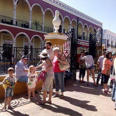 Campeche recibe sello de viaje seguro del Consejo Mundial de Viajes y Turismo