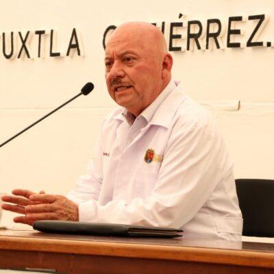 Condena la CNDH discurso violento del secretario de salud de Chiapas contra reportera