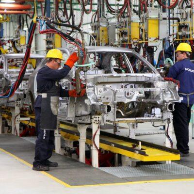 Industria automotriz mexicana sufre caída del 93.7%; la peor en su historia