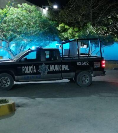 SUICIDIO EN HOSPITAL GENERAL: Hombre se lanza del segundo piso de nosocomio en Playa del Carmen