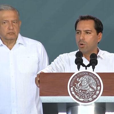 Vila Dosal pide a AMLO revisar tarifas de CFE en Yucatán; son de las más caras del país, lamenta