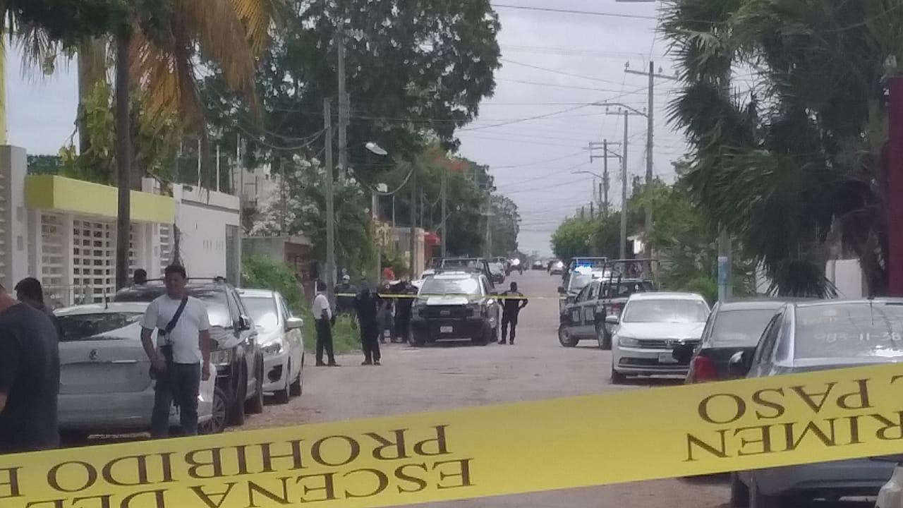 Encuentran motocicleta de presuntos sicarios buscados por intento de ejecución de un mecánico en Chetumal