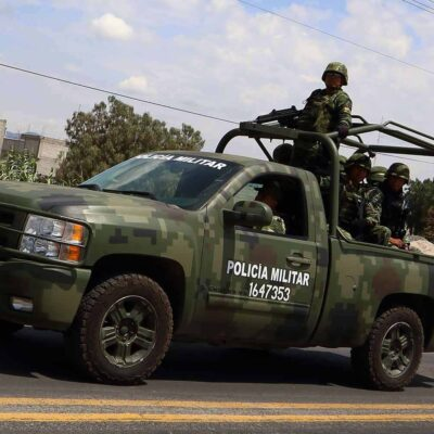 Secuestran a general brigadier de la Sedena; piden rescate de 5 mdp
