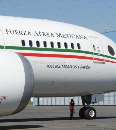 AMLO da largas a destino del avión presidencial; anuncia que hay nuevo interesado… y a esperar