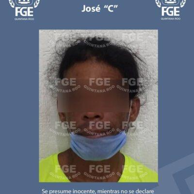 Detienen a presunto violador en el poblado de Chiquilá