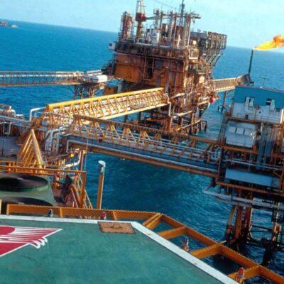 VIDEOS | Plataformas petroleras en la Sonda de Campeche fueron sacudidas por el sismo