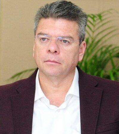 Secretario de Gobierno de Chiapas da positivo a Covid-19