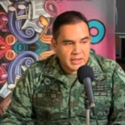 Según Barbosa, ya fue liberado el general secuestrado en Puebla