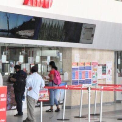 Opera ADO al 12% en Cancún; le apuesta a la reapertura de hoteles para repuntar