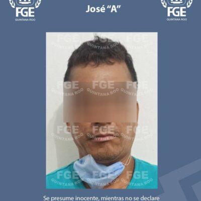 Capturan en zona continental de Isla Mujeres a hombre acusado de violar a menor en Cancún