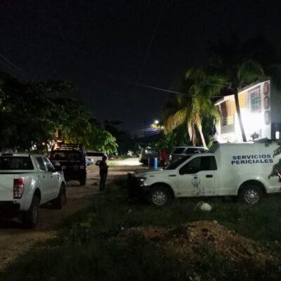 Muere hombre tras caer del techo de su vivienda en Playa del Carmen