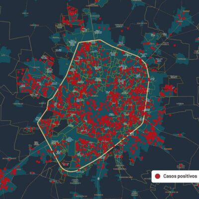 NO HAY BUENAS NOTICIAS EN YUCATÁN: Con casi 3 mil casos, prevén cambie semáforo de naranja a rojo por posible aumento de contagios