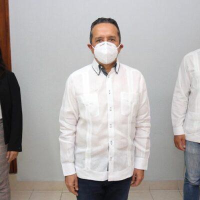 QUITA CARLOS JOAQUÍN A SU VOCERA: Carlos Orvañanos Rea sustituye a Haidé Serrano en Comunicación Social de QR