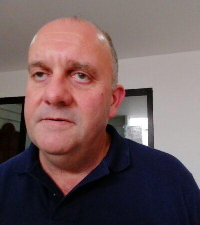 LENTA RECUPERACIÓN: Calcula Tesorero de Tulum que la recaudación seguirá caída otros dos meses