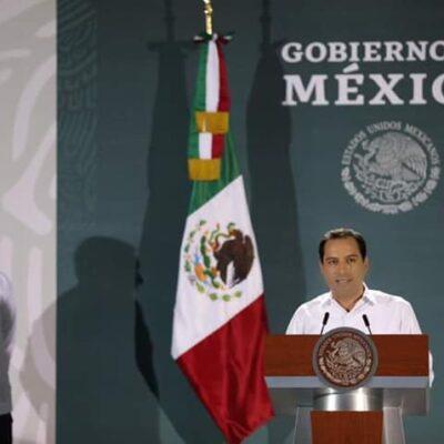 Insiste Vila que en Yucatán hay poca corrupción; 23 mil 83 yucatecos por cada 100 mil dicen lo contrario