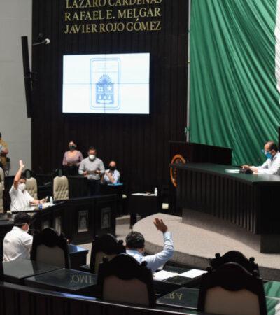 SESIONA COMISIÓN PERMANENTE EN QR: Se turnaron a comisiones 5 iniciativas de ley y 3 puntos de acuerdo