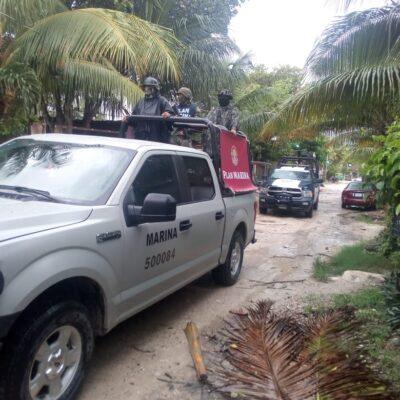 Implementa Semar su Plan Marina en IM, BJ y Puerto Morelos
