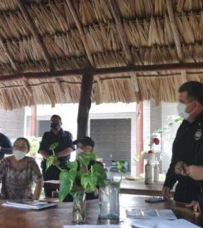 Entrará la Guardia Nacional a Bacalar para reforzar vigilancia tras aumento de robos en hoteles y ejecuciones