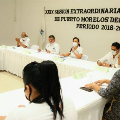 Entregan en tiempo y forma la Cuenta Pública 2019 de Puerto Morelos