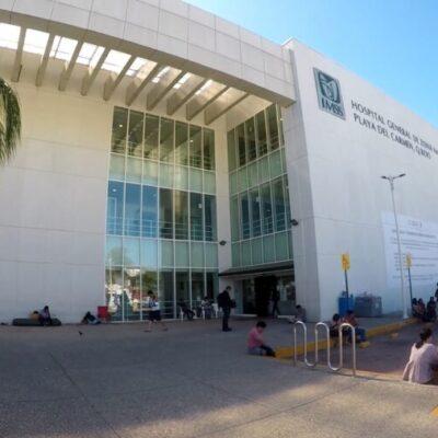 En estado de gravedad, el bebé que fue extraído del vientre de una adolescente tras ser asesinada en Playa del Carmen