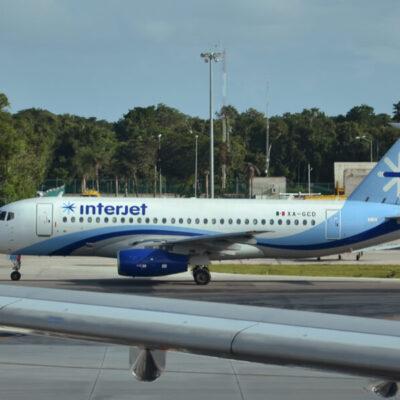 Anuncia Interjet regreso a Cancún en julio