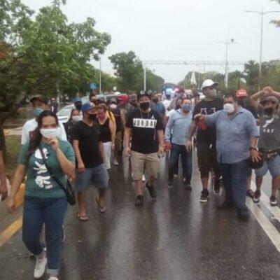Busca CROC acuerdos para garantizar pago de trabajadores de Grupo Mandala en Cancún