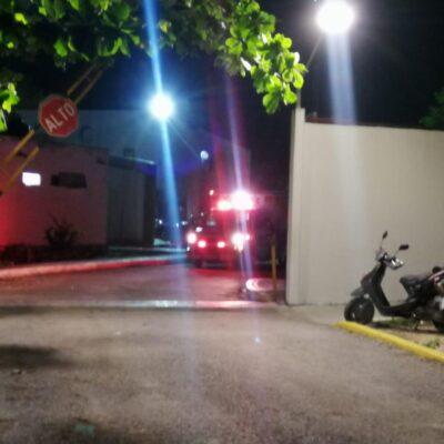 LA LLEVARON A LOS SEPAROS Y YA NO SALIÓ: Muere en la madrugada una mujer bajo custodia policiaca en Playa del Carmen