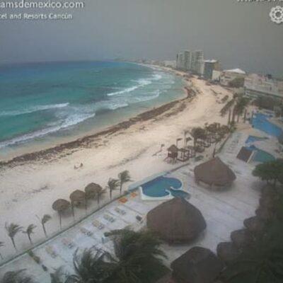 Cancunenses deben tomar medidas de precaución para evitar enfermedades respiratorias por arribo del polvo del Sahara