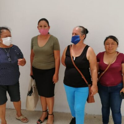 Familiares de presuntos invasores de Akumal aseguran que son inocentes