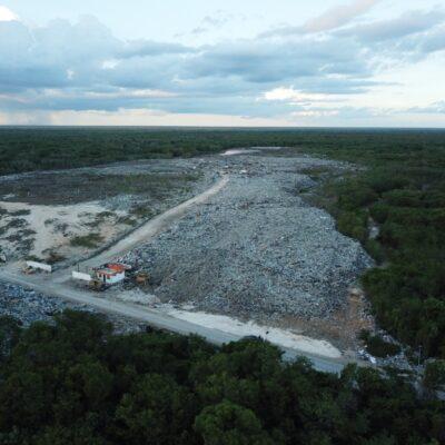 Litigio por el basurero de Chetumal fue retrasado por la contingencia sanitaria