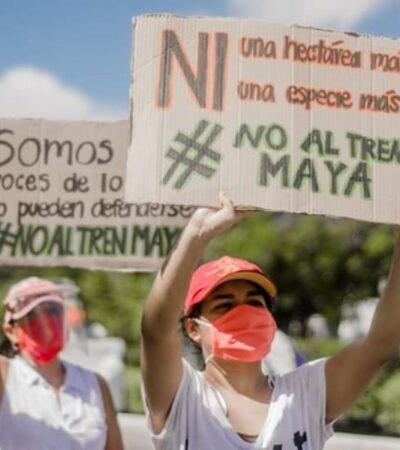 Artistas de la Península de Yucatán se unen contra el Tren Maya; convocan a oponerse al proyecto a través del arte