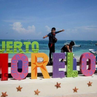 Lidera Puerto Morelos la ocupación hotelera del Caribe Mexicano con 20% por segundo día consecutivo