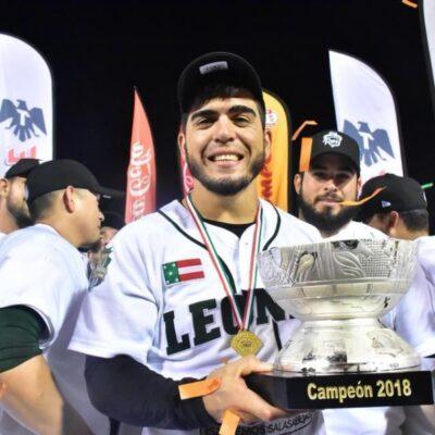 Invitan a ver la retransmisión del cuarto campeonato de los Leones de Yucatán