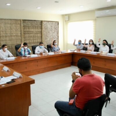 Aprueban modificaciones al POA para favorecer la obra pública y social en Tulum
