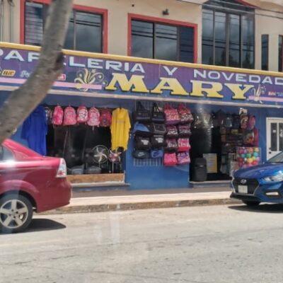 Se reactivan comercios en José María Morelos y la zona maya de QR