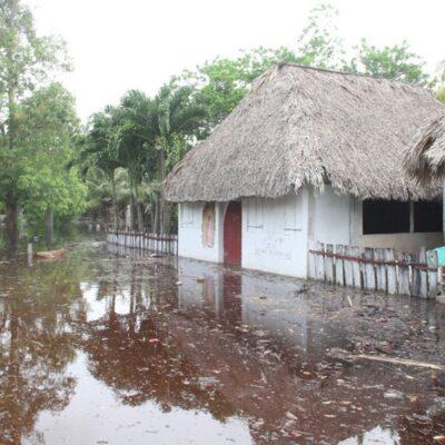 Buscarán ampliación de apoyo federal para viviendas afectadas por inundaciones en QR