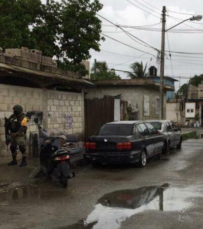 Confisca Sedena armamento y equipo táctico en domicilio de Cozumel