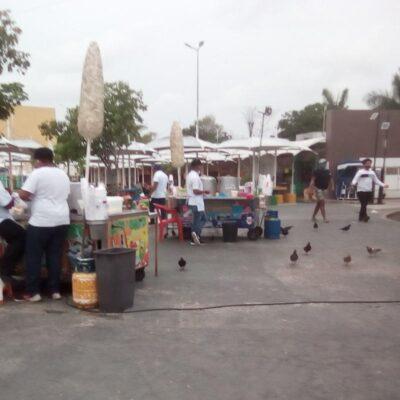 'NUEVA NORMALIDAD': Se reactiva el parque Las Palapas de Cancún