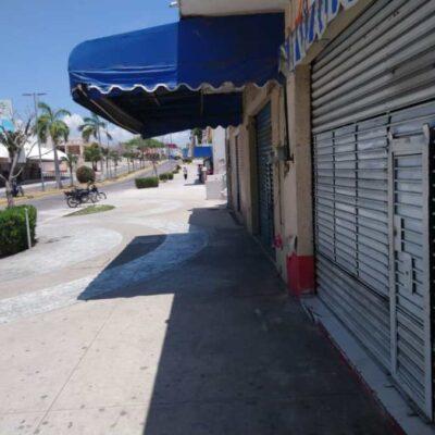 Cerrarán sus puertas más de 500 negocios en Chetumal, estima la Canaco