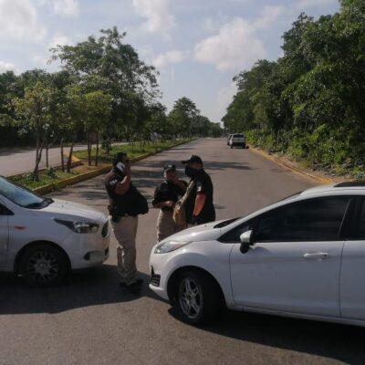 Investiga Fiscalía muerte de una mujer en separos de Playa del Carmen tras persecución policiaca
