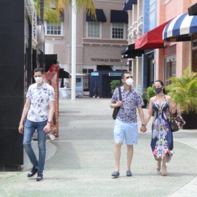 """""""SIN TURISMO NO HAY INGRESOS"""": Frustrante primera semana de regreso a actividades para tiendas en Zona Hotelera de Cancún"""