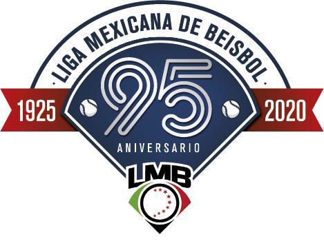 Festejará la Liga Mexicana de Beisbol su 95 Aniversario con actividades digitales