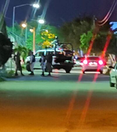 Catean presunta 'narcotiendita' en Chetumal